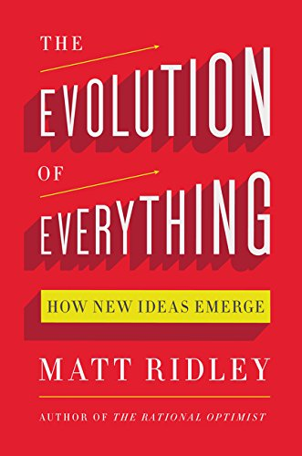 9780062296009: The Evolution of Everything: How New Ideas Emerge