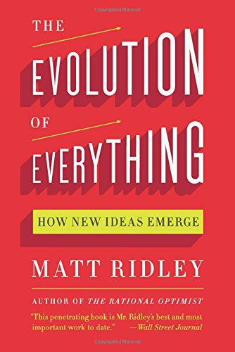 9780062296016: The Evolution of Everything: How New Ideas Emerge