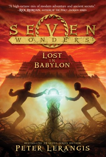 9780062296047: Seven Wonders Book 2: Lost in Babylon