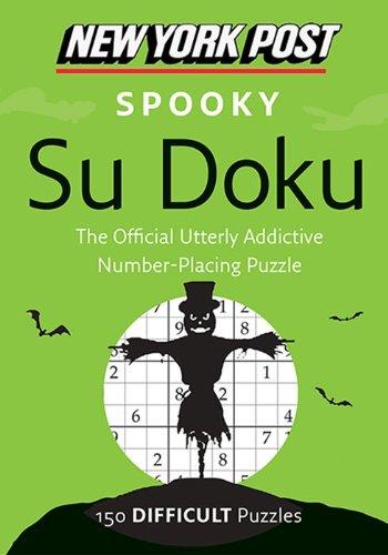 9780062297143: New York Post Spooky Su Doku