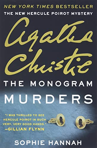 9780062297228: The Monogram Murders: The New Hercule Poirot Mystery
