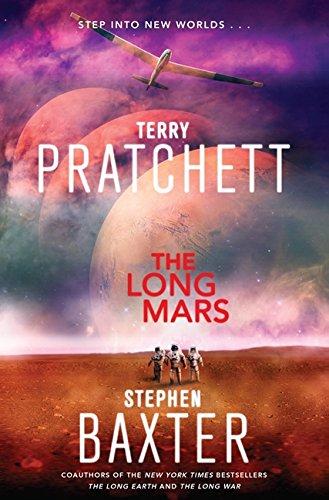 9780062297297: The Long Mars: A Novel (Long Earth)