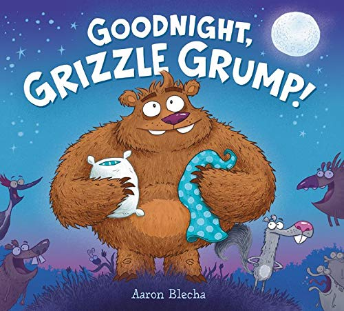 9780062297464: Goodnight, Grizzle Grump!