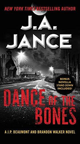 9780062297679: Dance of the Bones: A J. P. Beaumont and Brandon Walker Novel