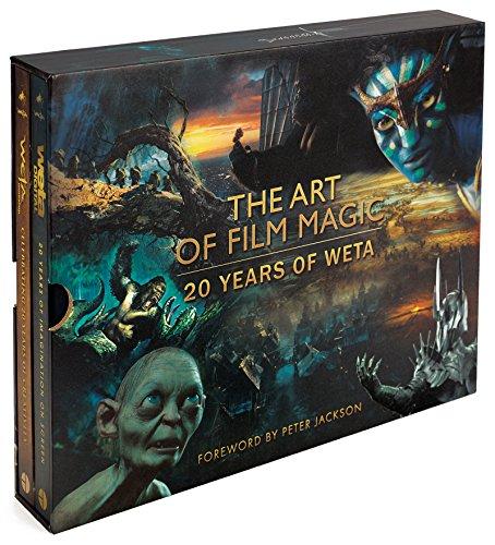 9780062297853: WETA: Art of Movie Magic: WETA at 20