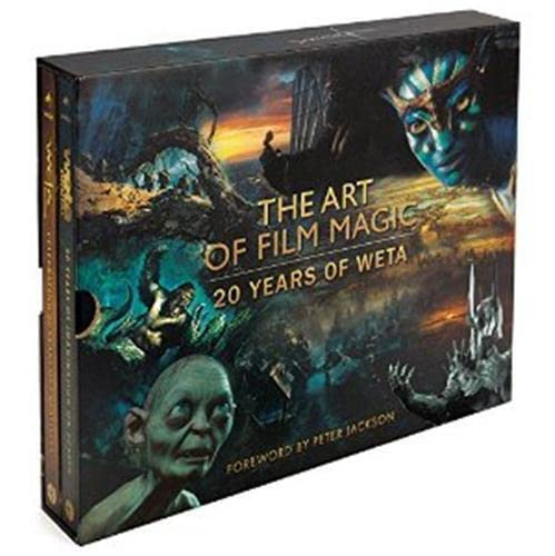 9780062297853: The Art of Film Magic: 20 Years of Weta