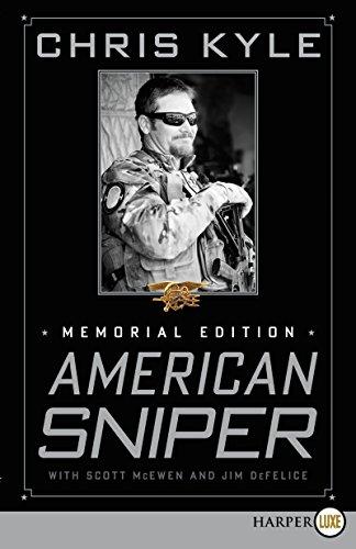 9780062297877: American Sniper: Memorial Edition