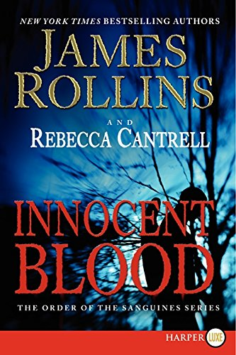 9780062297884: Innocent Blood: The Order of the Sanguines Series