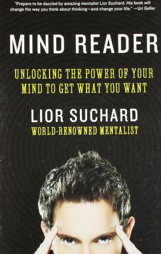 9780062298089: THE MIND READER