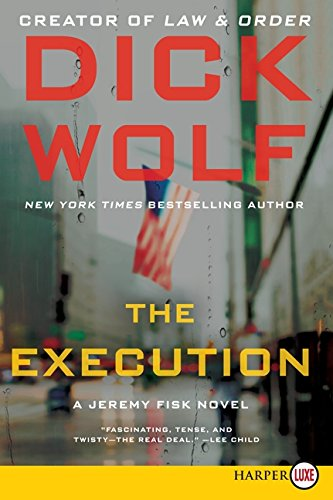9780062298485: The Execution: A Jeremy Fisk Novel (Jeremy Fisk Novels)