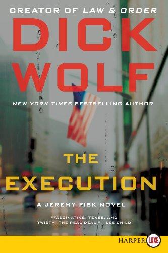 9780062298485: The Execution LP: A Jeremy Fisk Novel (Jeremy Fisk Novels)