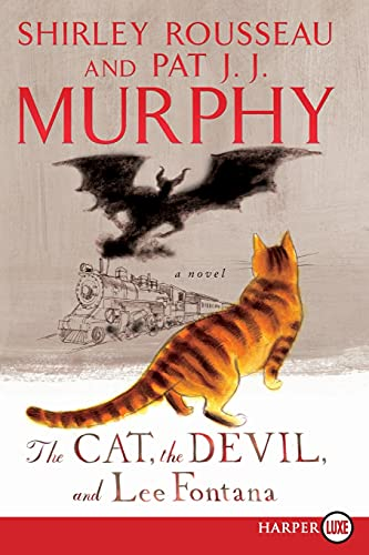 9780062298539: The Cat, The Devil and Lee Fontana LP: A Novel