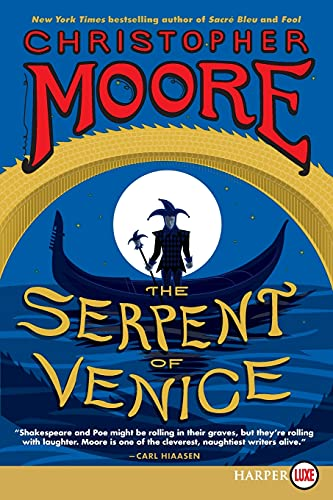 The Serpent of Venice LP: A Novel: Moore, Christopher