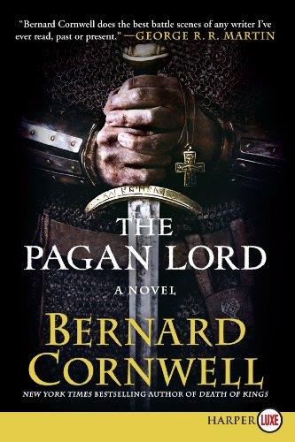 9780062298669: The Pagan Lord LP: A Novel (Saxon Tales)