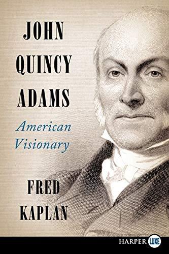 9780062298768: John Quincy Adams LP: American Visionary