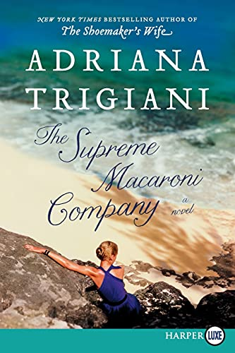 9780062298782: The Supreme Macaroni Company: A Novel