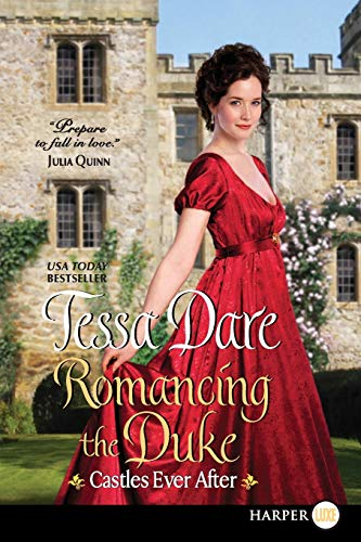 9780062298805: Romancing the Duke (Castles Ever After)