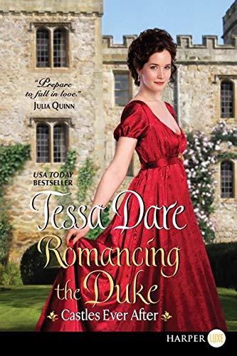 9780062298805: Romancing the Duke LP: Castles Ever After