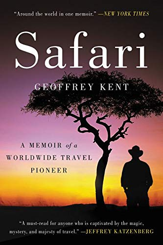 9780062299215: Safari: A Memoir of a Worldwide Travel Pioneer