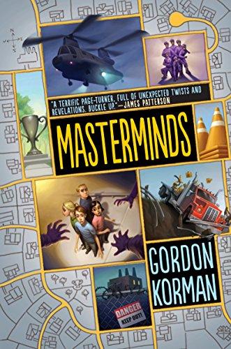 9780062299963: Masterminds