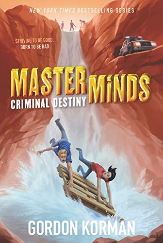 9780062300034: Masterminds: Criminal Destiny