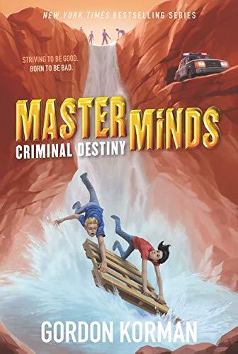 9780062300034: Masterminds: Criminal Destiny
