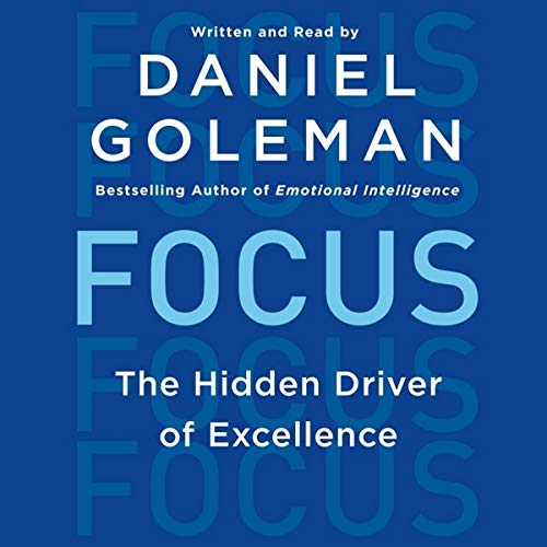 9780062300287: Focus CD: The Hidden Driver of Excellence