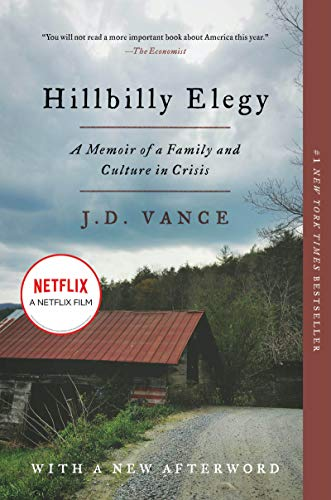 9780062300553: Hillbilly Elegy: A Memoir of a Family and Culture in Crisis