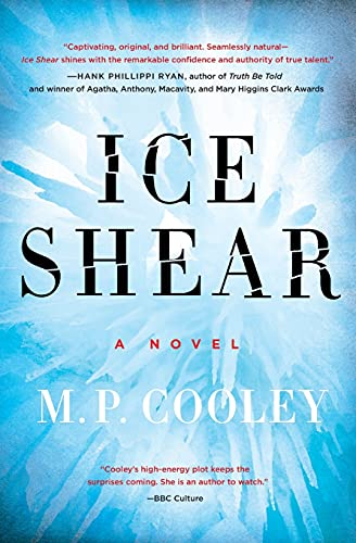 9780062300720: Ice Shear: A Novel (The June Lyons Series)