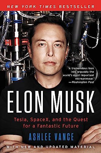 9780062301253: Elon Musk