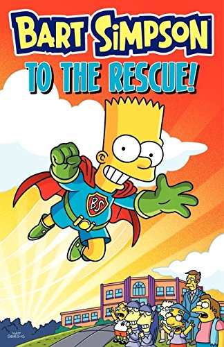 9780062301833: Bart Simpson to the Rescue! (Simpsons)