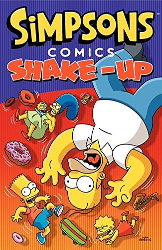 9780062301857: Simpsons Comics Shake-Up