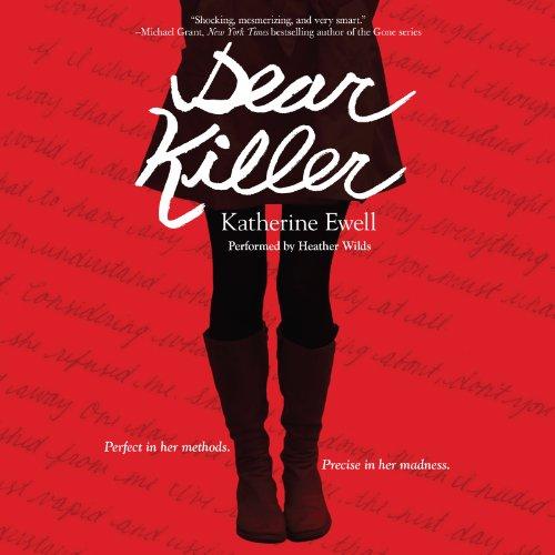 9780062302090: Dear Killer