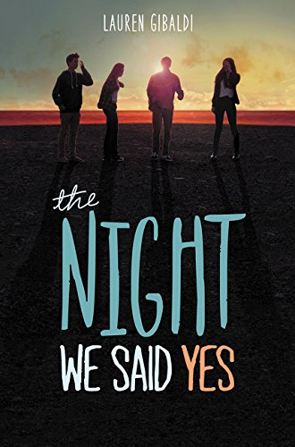 9780062302199: The Night We Said Yes