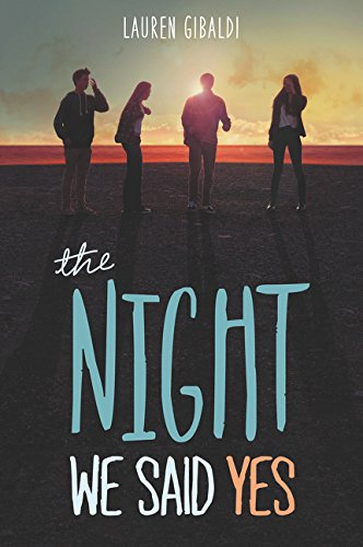 9780062302205: The Night We Said Yes