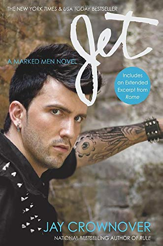 9780062302410: Jet: A Marked Men Novel