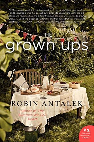 9780062302472: The Grown Ups: A Novel