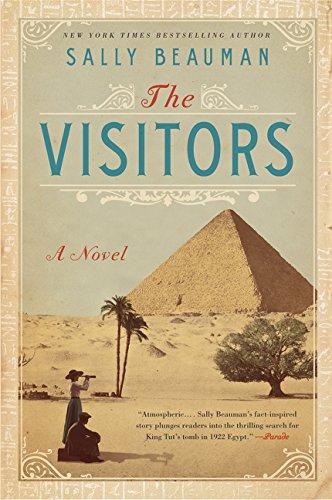 9780062302700: The Visitors: A Novel