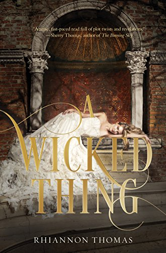 9780062303530: A Wicked Thing