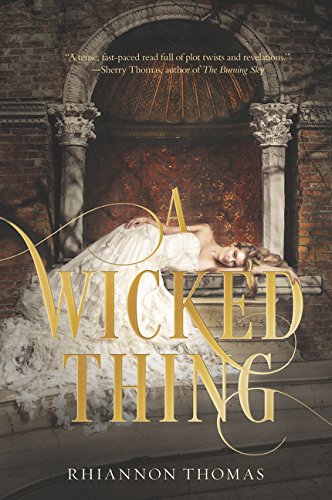 9780062303547: A Wicked Thing