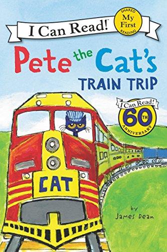9780062303851: Pete the Cat's Train Trip