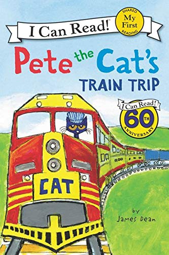 9780062303851: Pete the Cat's Train Trip (My First I Can Read)