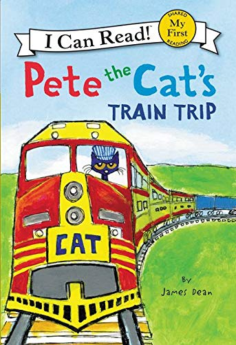 9780062303868: Pete the Cat's Train Trip (My First I Can Read)