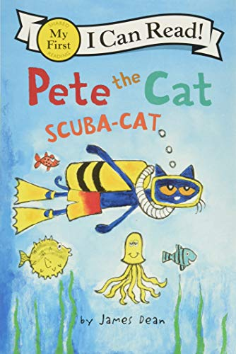 9780062303882: Pete the Cat: Scuba-Cat (My First I Can Read)