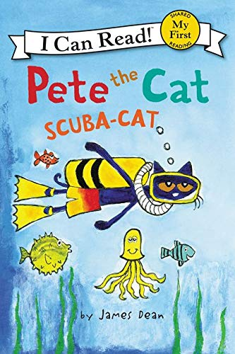 9780062303899: Pete the Cat: Scuba-Cat (My First I Can Read)
