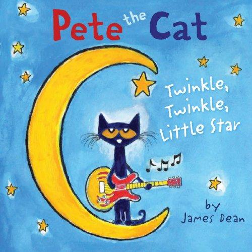 9780062304162: Twinkle, Twinkle, Little Star (Pete the Cat)