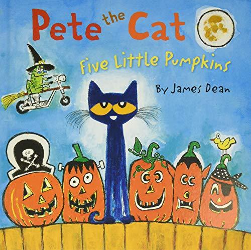 9780062304186: Pete the Cat: Five Little Pumpkins