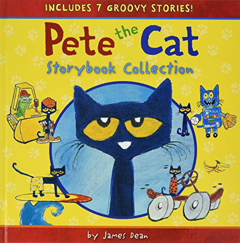 9780062304254: Pete the Cat Storybook Collection: 7 Groovy Stories!