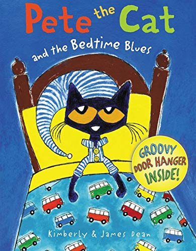 9780062304308: Pete the Cat and the Bedtime Blues