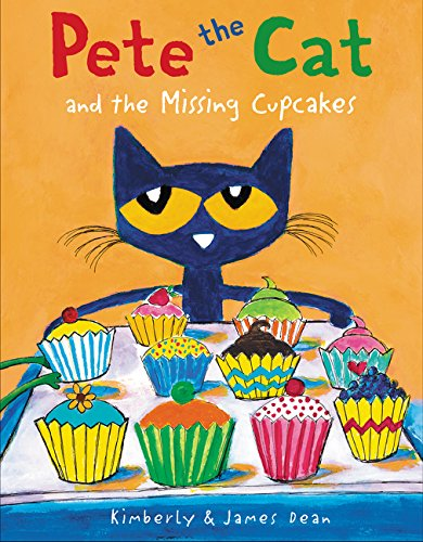 Pete the Cat and the Missing Cupcakes: Dean, James